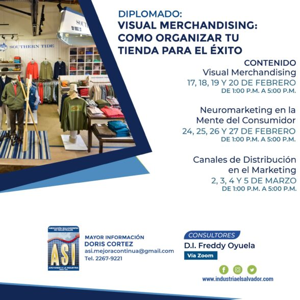 17/02/2021 Diplomado: Visual Merchandising